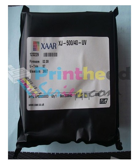 Original XAAR UV 500 / 40pl...