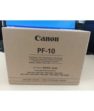 Genuine Canon PF-10 Print Head