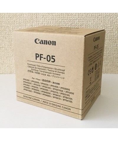 Genuine Canon PF-05 Print Head