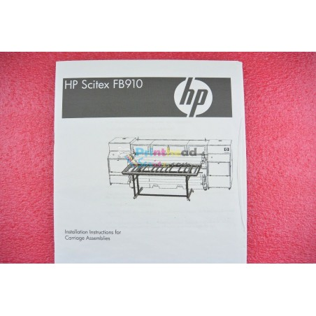 BRAND NEW HP Scitex FB910...